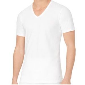 Calvin Klein cotton stretch classic fit set shirts